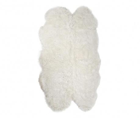 Blana de miel Icelandic Short Natural White 120x195 cm