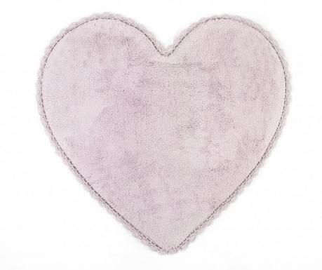 Kopalniška preproga Amor Lila 80x80 cm