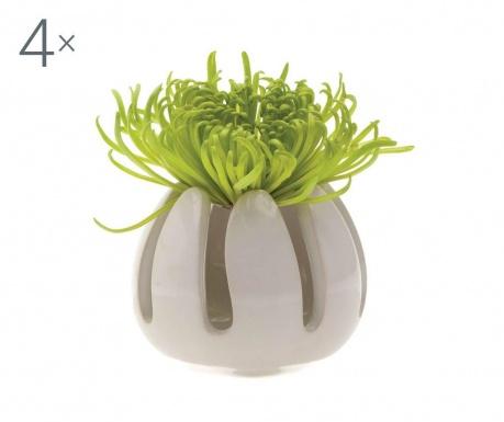 Set 4 vaze Gideon Grassy