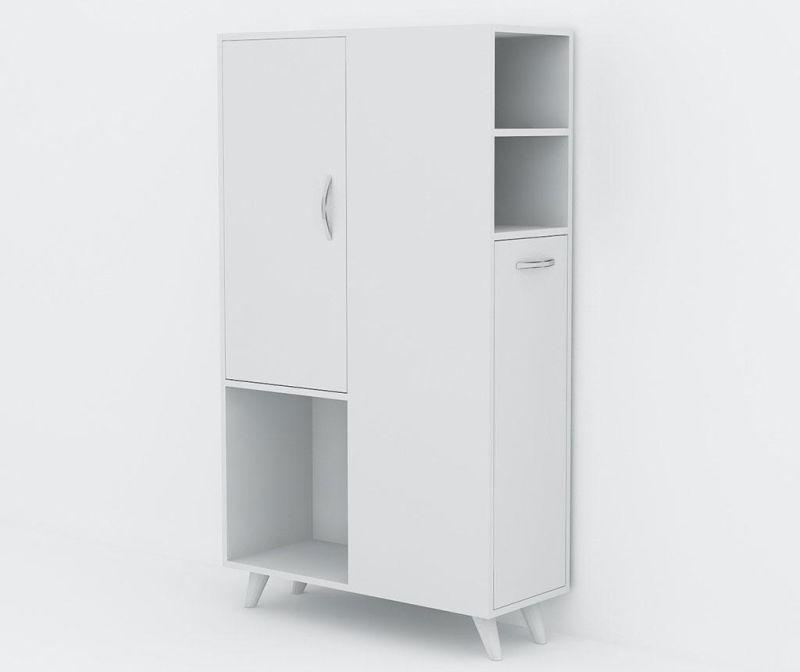 Lourdes Fürdőszobai szekrény
