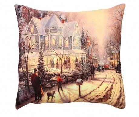 Okrasna blazina Christmas Sunset 33x48 cm