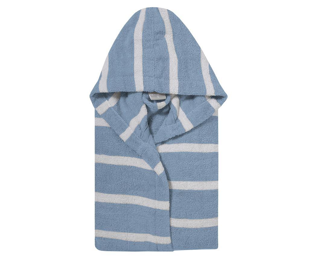Halat de baie unisex Menton Blue S