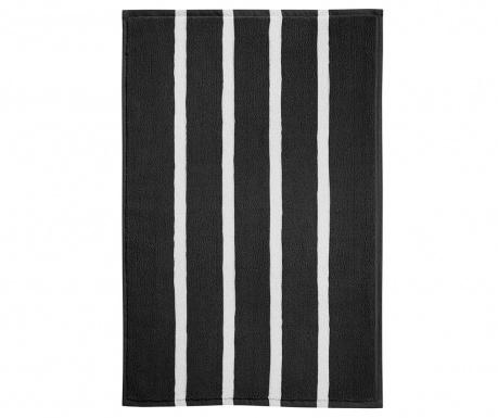 Ručnik za noge Menton Black 50x75 cm