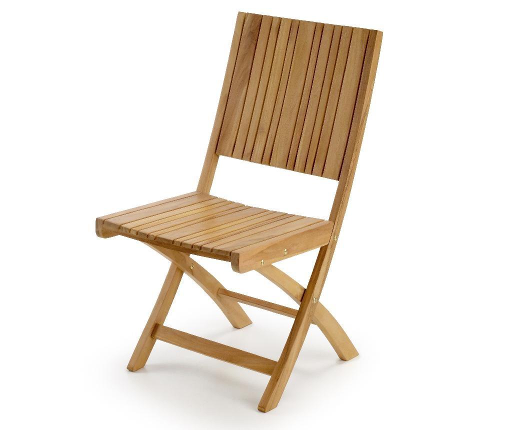 Stolica za vanjski prostor Irregular Slat