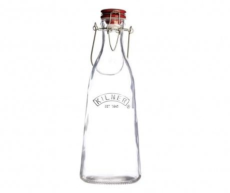 Steklenica s hermetičnim zapiranjem Vintage Clip