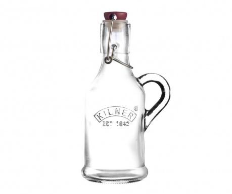 Steklenica s tesnilnim zamaškom Clip Top 200 ml