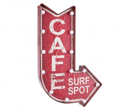 Decoratiune luminoasa Arrow Cafe