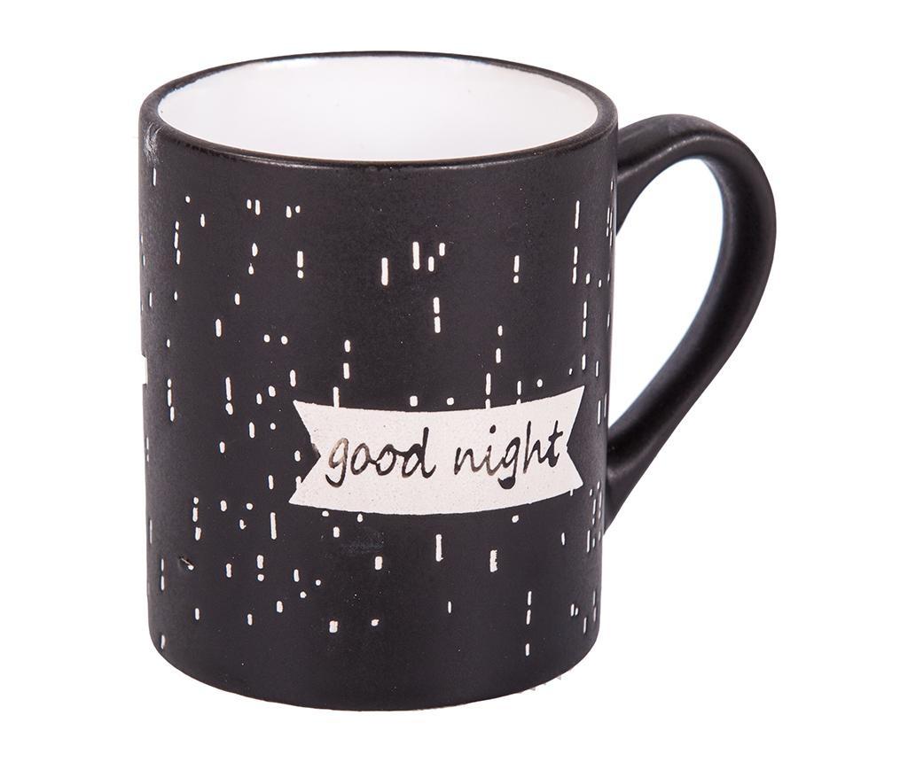 Good Day Good Night Tall 4 db Bögre 240 ml