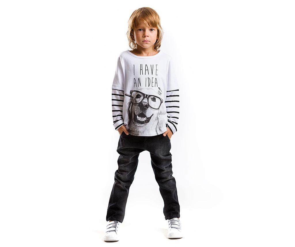 Set bluza si pantaloni copii Have An Idea 8 ani