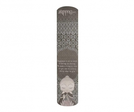 Magnetni zaznamek Little Buddha Black