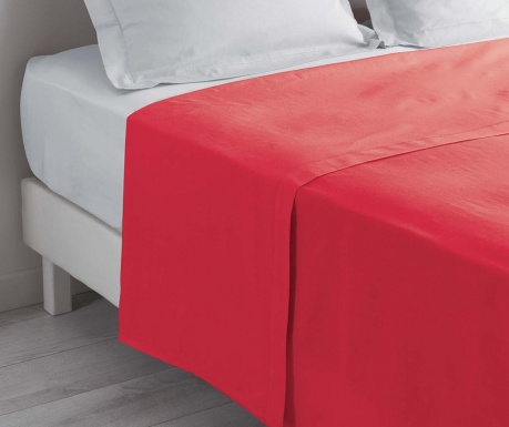 Rjuha Lina Red 180x290 cm