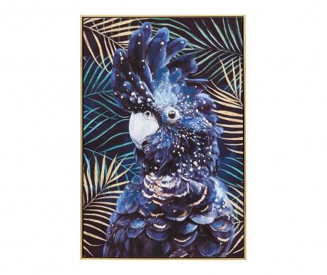 Tablou Left Parrot 60x90 cm