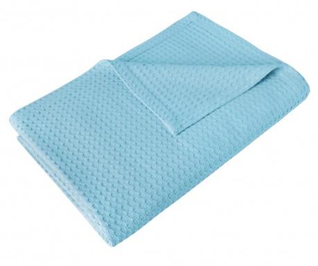 Prikrývka Rami Blue 180x230 cm