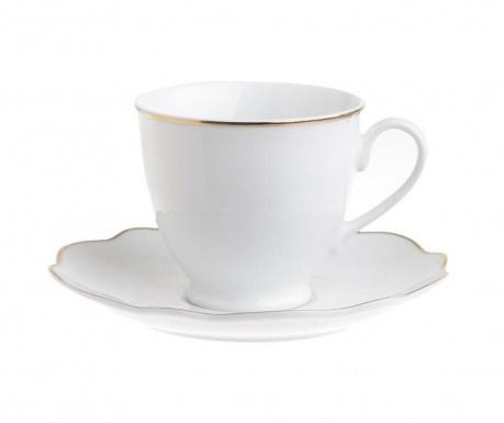 Сервиз 6 чашки и 6 чинийки Rosalind