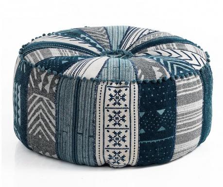 Jastuk za sjedenje Yantra Blue Patch