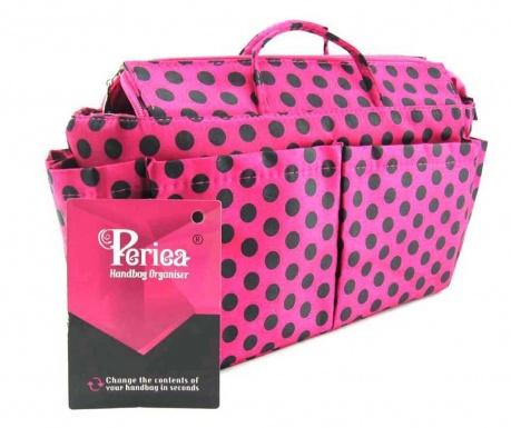 Organizér do tašky Lexy Pink Black