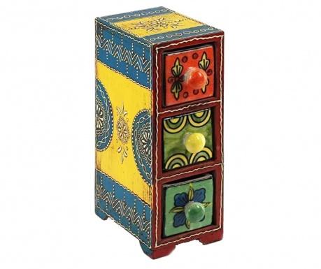 Krabice na koření Indian Motifs