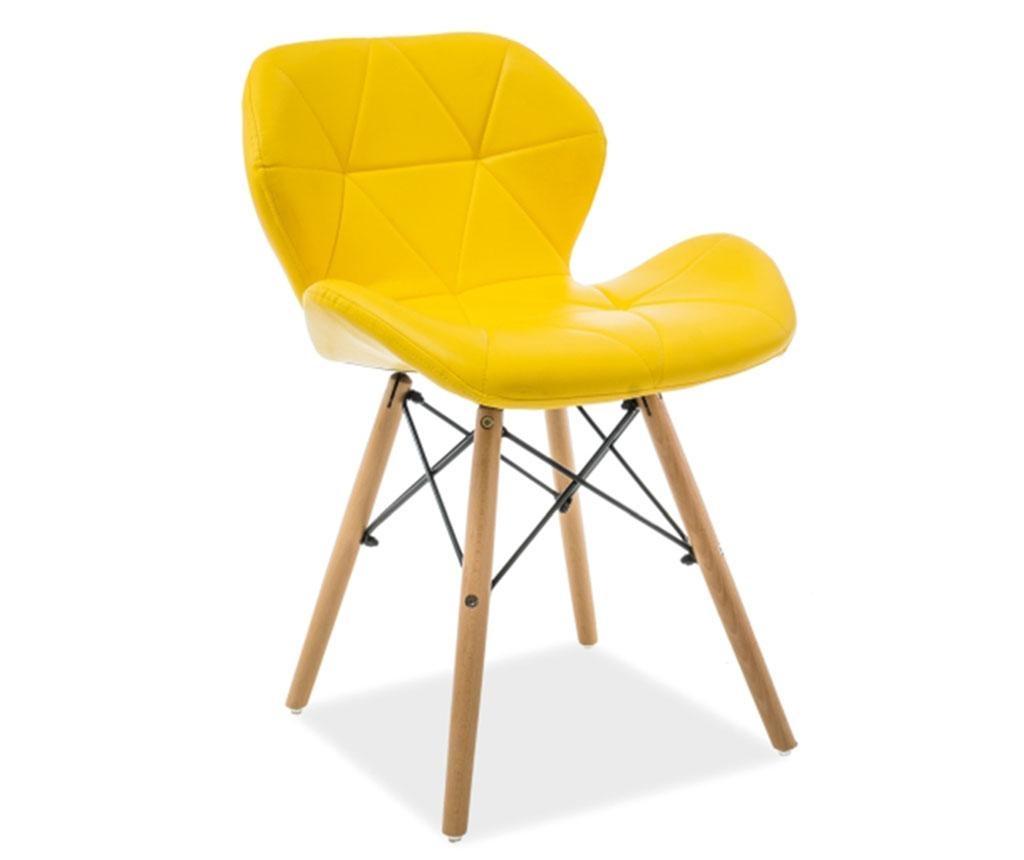 Stolica Aberdeen Yellow