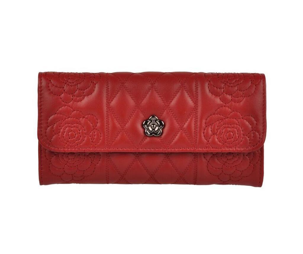 Ženska denarnica Alanis Red