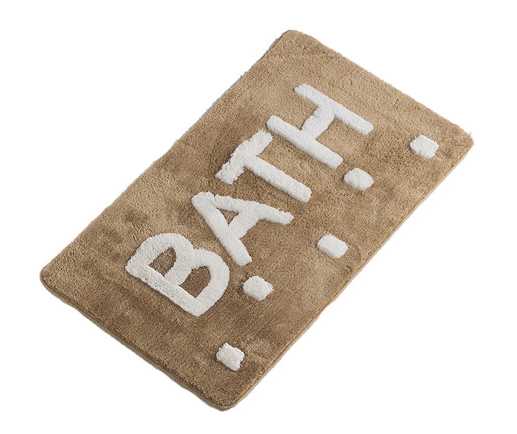 Covoras de baie Bath 60x100 cm - Alessia, Maro