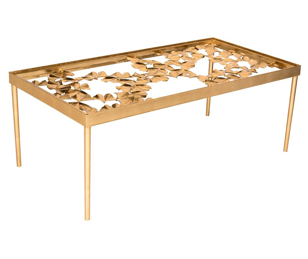 Masuta Cafea Mirielle Leaf Desk - 2850