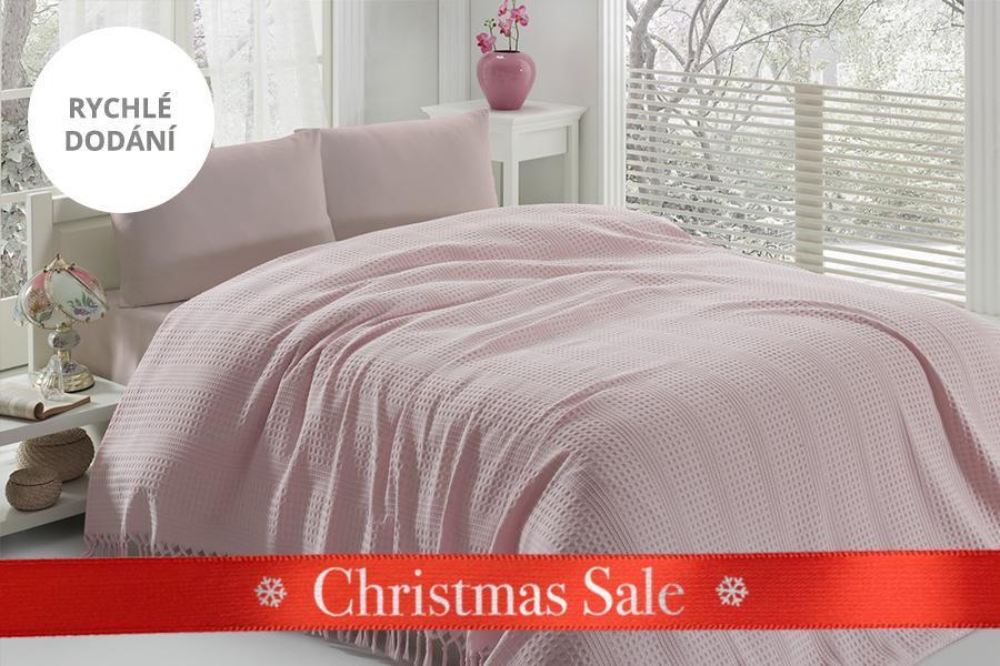 Vánoční výprodej: Romantický hotelový pokoj