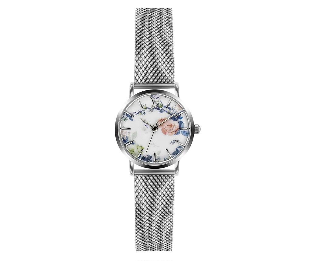 Ceas de mana dama Emily Westwood Vivalia Silver - Emily Westwood, Gri & Argintiu