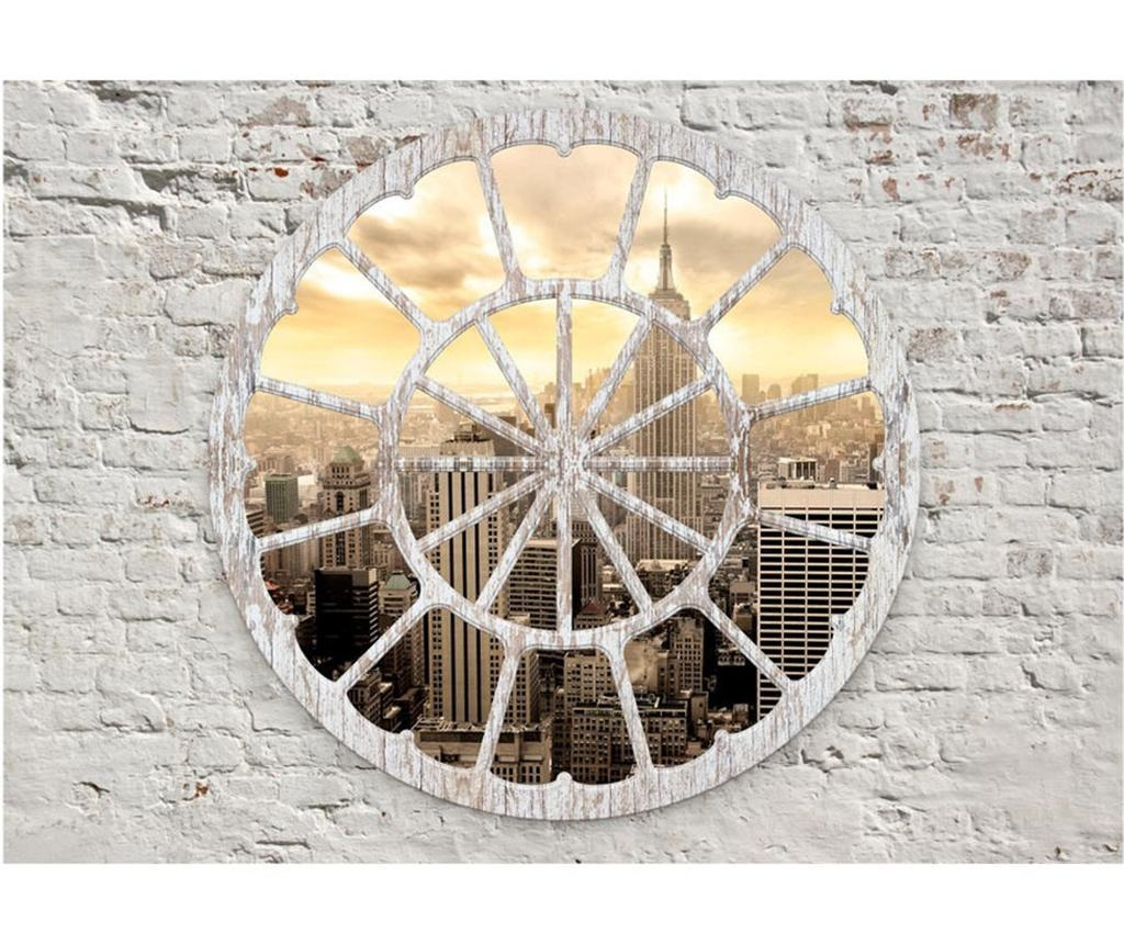 Tapet New York: A View through the Window 210x300 cm