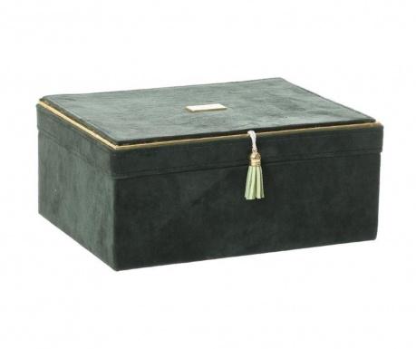 Cutie pentru bijuterii Juliette Green
