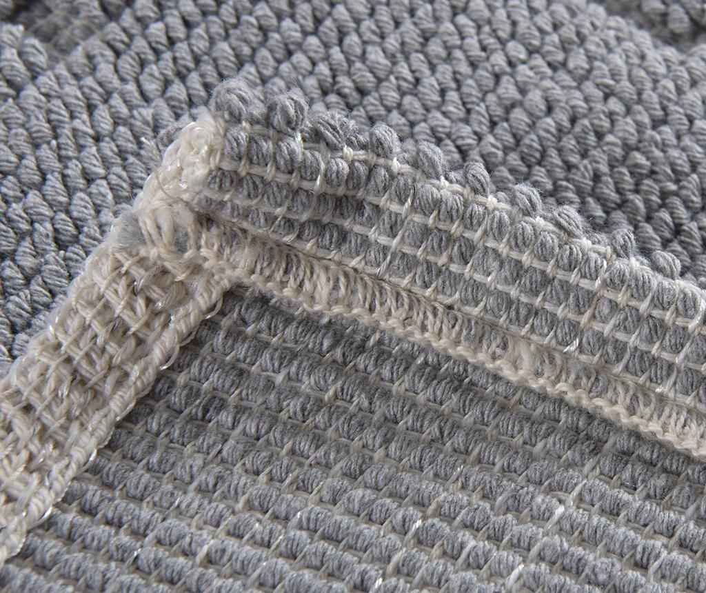 Kupaonski tepih Feet Grey 50x70 cm