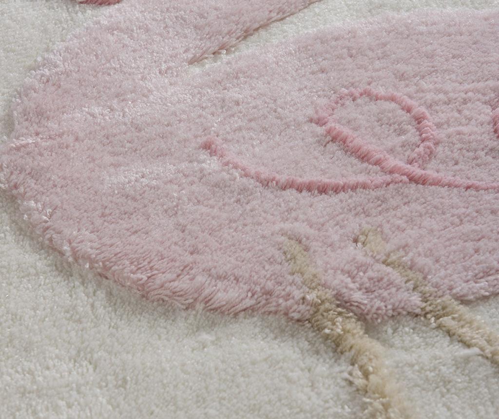 Kopalniška preproga Flamingo 60x100 cm