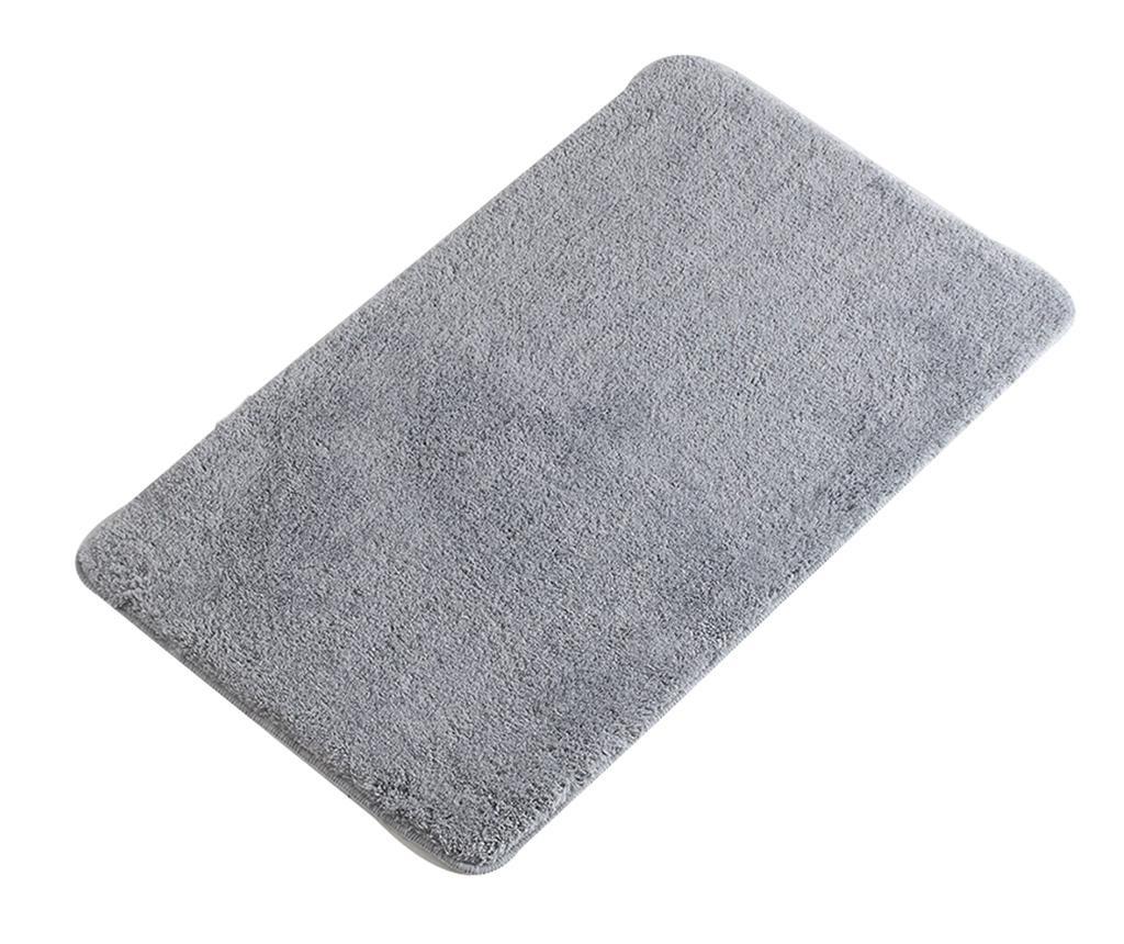 Plain Light Grey Fürdőszobai szőnyeg 60x100 cm
