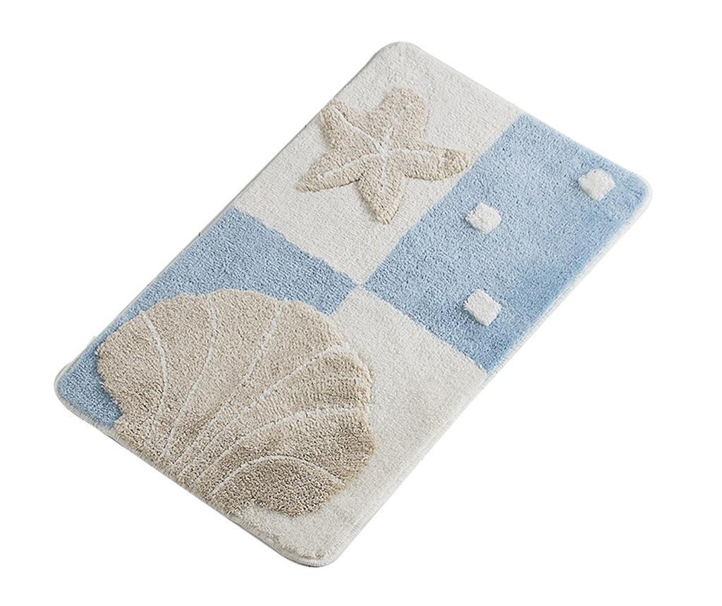 Sea Blue Fürdőszobai szőnyeg 60x100 cm