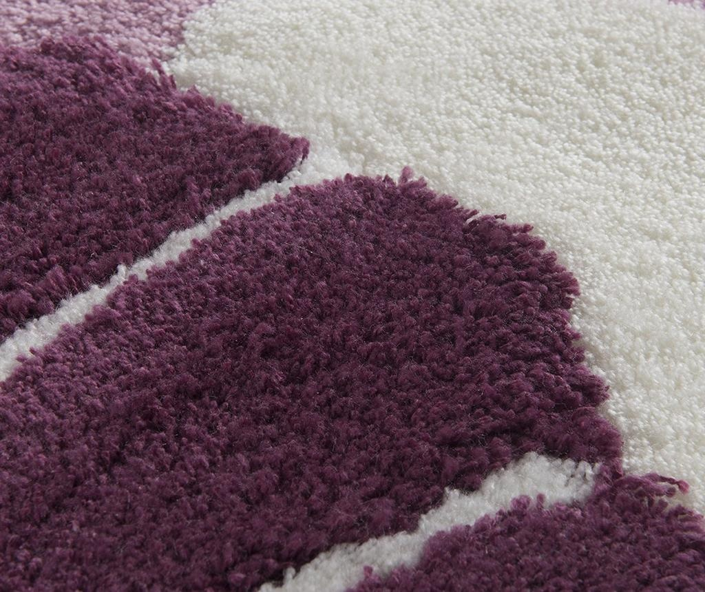 Sea Purple Fürdőszobai szőnyeg 60x100 cm