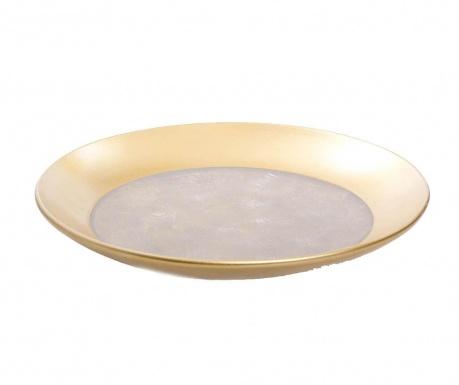 Dekorativni servirni krožnik Moderna