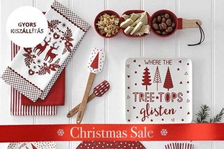 Christmas Sale: Ladelle konyha