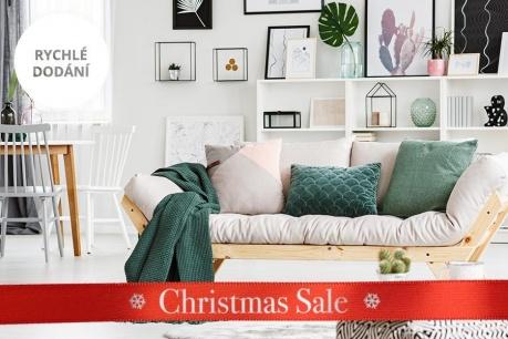 Vánoční výprodej: Moment rekreace