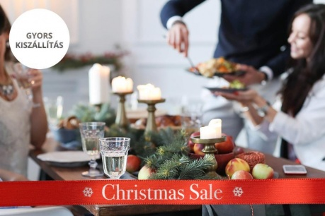 Christmas Sale: Szilveszteri parti