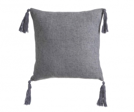 Dekorační polštář Elmo Grey 45x45 cm