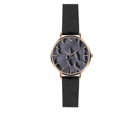 Γυναικείο ρολόι χειρός Emily Westwood Dune Glam Black