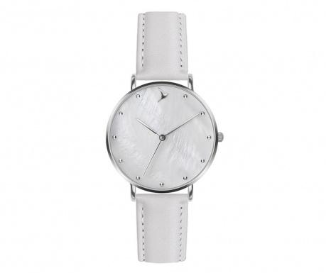 Γυναικείο ρολόι χειρός Emily Westwood Vivian White