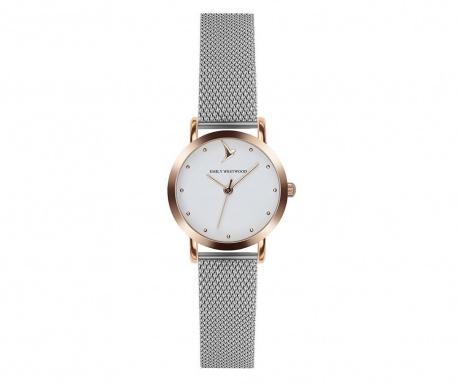 Zegarek damski Emily Westwood Simplity Glam Silver