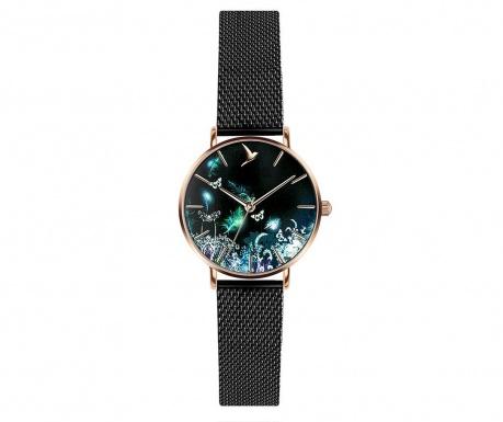Γυναικείο ρολόι χειρός Emily Westwood Benna Black