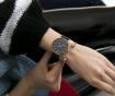 Ženski ručni sat Emily Westwood Purom Black