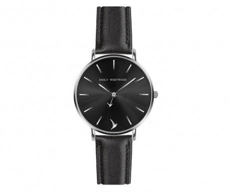 Γυναικείο ρολόι χειρός Emily Westwood Catya Black