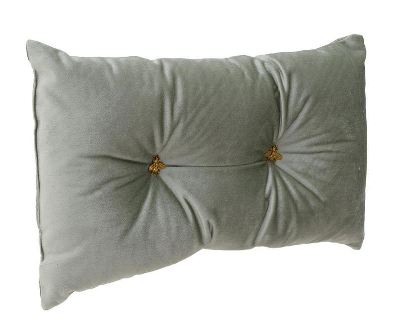 Perna decorativa Chloe Grey Green 30x50 cm