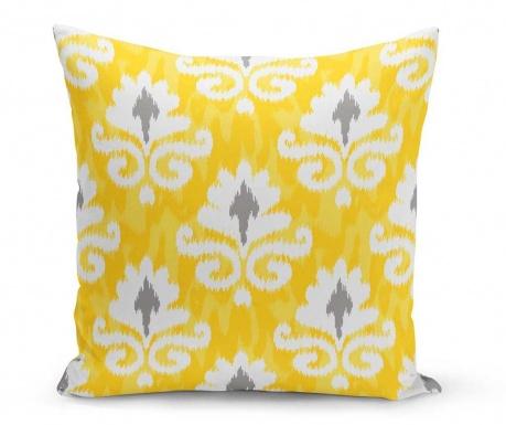 Okrasna blazina Evie Yellow 43x43 cm