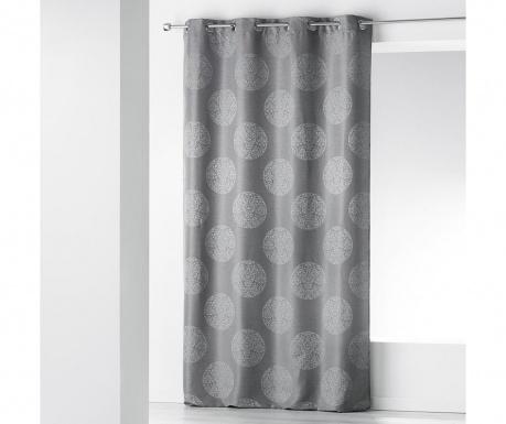 Draperie Orkys Grey 140x260 cm