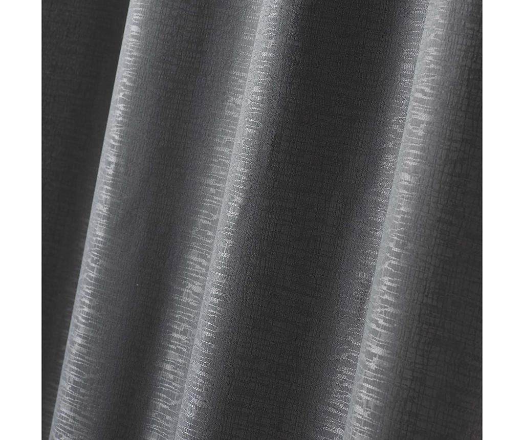 Riad Anthracite Sötétítő 140x260 cm