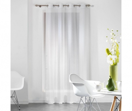 Zavjesa Dandy White 140x240 cm
